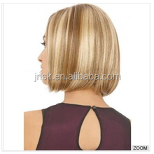 splendid light color hair extension made of pure indian human hair