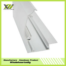 High quality aluminium extruded sections
