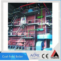 Guaranteed Reliable Performance Coal Fired SHL Steam Boiler