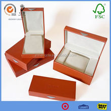 custom luxury recycled printed rectangle folding hard gift paper box
