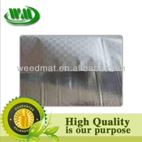 non woven fabric laminated with Alu for building