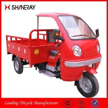 Alibaba High Quality Manufacturer China Top Cabin Three Wheel Motorcycle