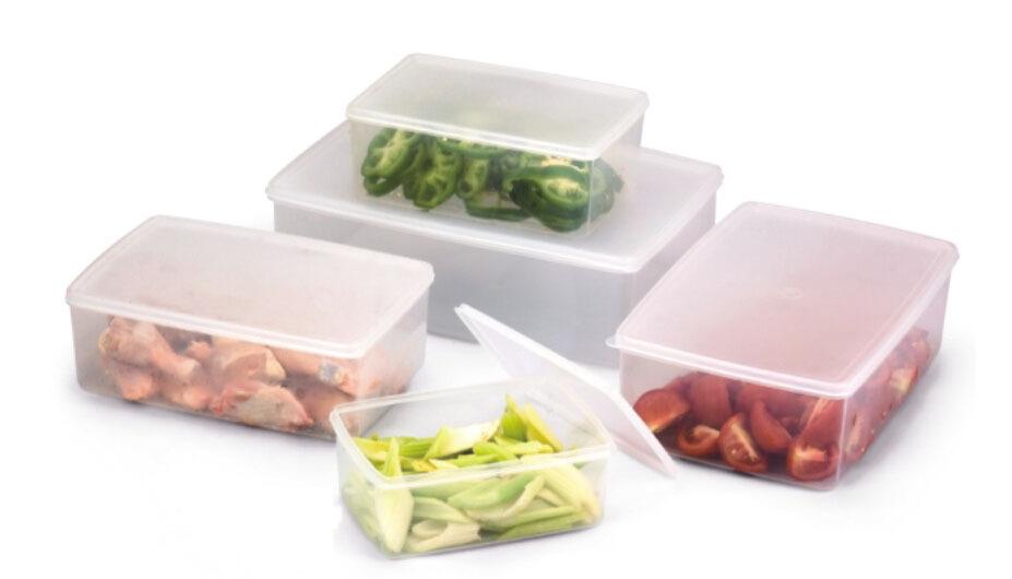 gros carr en plastique alimentaire conteneurs de stockage alimentaire bac alimentaire bo te. Black Bedroom Furniture Sets. Home Design Ideas