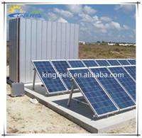 customized OEM adjustable solar mounting ground bracket
