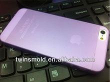 Super Slim Plastic Stand Case For Iphone5