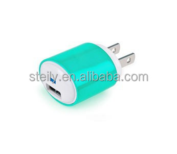 Wholesale factory supply usb wall charger, for iphone charger, for iphone 5 charger