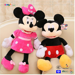 Top selling Disney Audit Plush Toys Factory mick mouse toy