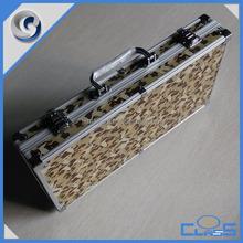 MLDGJ751 Beauty Portable Fashion Sturdy Wholesale Aluminum Briefcase for Business