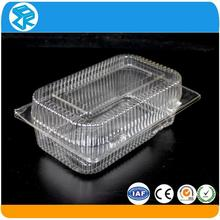 blister pack plastic food storage pet containers