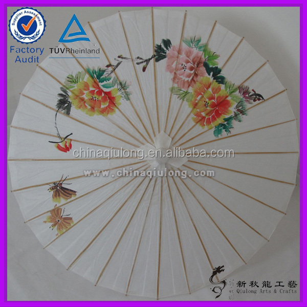 Paper Bamboo Parasol Paper Bamboo Parasol