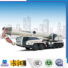100 ton truck mounted crane for sale, mobile crane