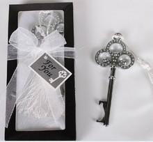 Wedding Gift Loving Key Shape Stainless Steel Beer Bottle Opener