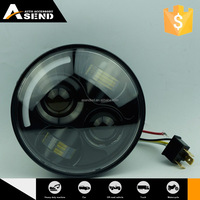 Top Seller Top Quality Custom Shape Printed H4 Led Headlight Motorcycle