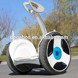 Trade Assurance New innovation product stand up 2wheel self balancing electric scooter/chariot with brake light