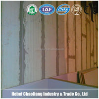 Insulation material acoustic wall panel lightweight partition mgo board fiberglass magnesium oxide board for prefab home