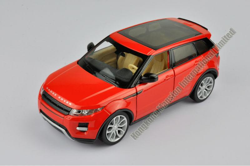 124 Alloy Car Model For Range Rover Evoque-2