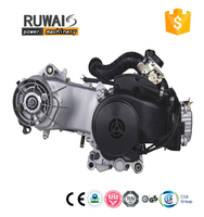 Zongshen ZT100 air cooled diesel Electric/kick start motorcycle engine for two wheel motorcycle