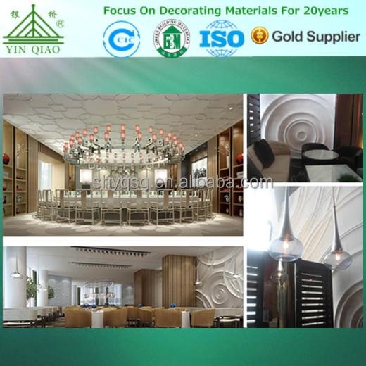 Gypsum Building Material : Grg gypsum building material in dubai supplier for decoration