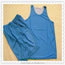 Cheapest hot sell basketball uniform free design