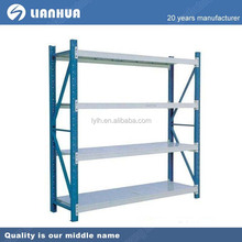 Indoor goods shelving for goods storage