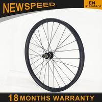 High quality Toray T700 carbon wheel mtb,superlight 25X50mm clincher mtb bike wheel 29er full carbon mtb wheels