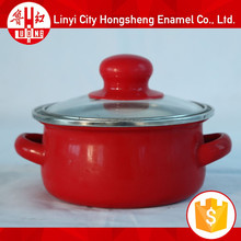 High Quality Enamel Stainless Steel Cooking Pot
