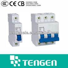 Lowest price high quality mcb three pole switch