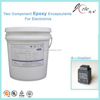 Epoxy RTV Curing Transformer for air conditioner Potting Sealant