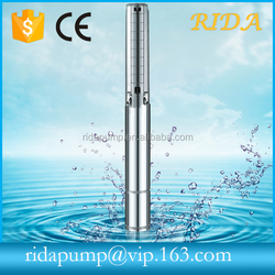 High Quality 4SPD3/SP 4 inch deep well pump with great popularity and fame High Capacity 380V pump