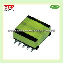 EPC Series Fuente de alimentación de alta frecuencia de la bobina del transformador