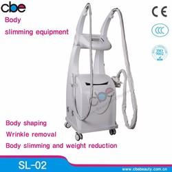 vacuum roller lipo cellulite massage machine for salon use