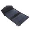 2015 fexible protable and folding solar panel 7w for phone charger usb high efficiency