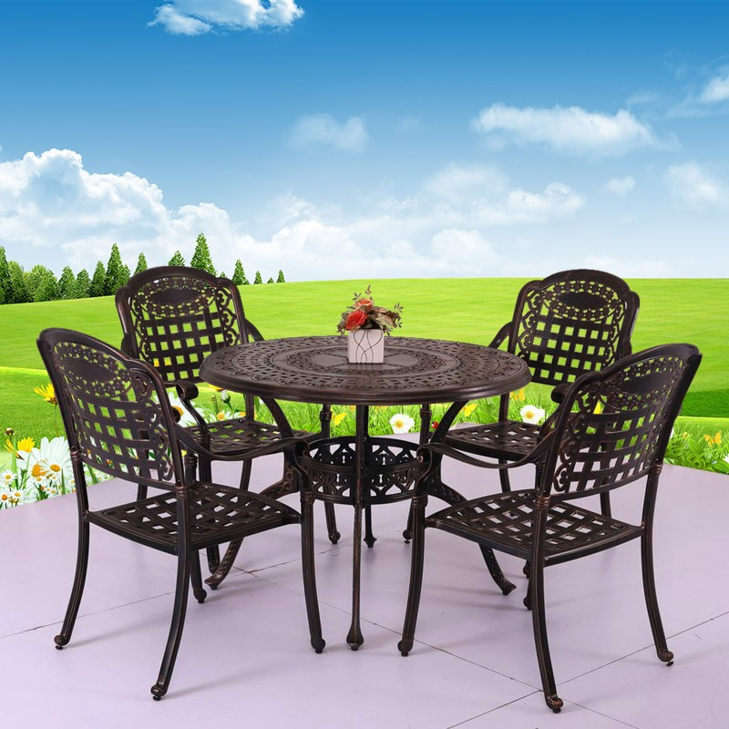 2015 restaurant antique cast iron garden furniture buy