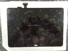 for Samsung Galaxy Note 10.1 2014 Edition P600 Lcd display digitizer touch screen assembly