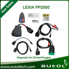 2014 Hot Selling Auto Diagnostic Tool PP2000 LEXIA-3 Interface works diagnosis Citroen and Peugeot