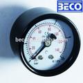 Manómetro de baja presión para gas