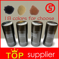 2016 NEW Hair Style Products Private Label FULLY Hair Fiber