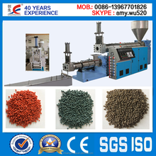 Factory Suplier Double Stage Double Screw Recycled Plastic Granules Made in China