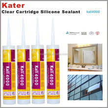 China supplier great quality high temp silicone sealant