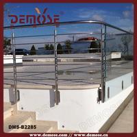 balcony /stair hot dipped galvanized metal railing