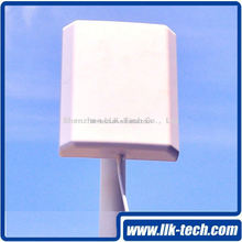 [New!] wide range wifi 2.4g outdoor panell antenna with 10m cable with ts9
