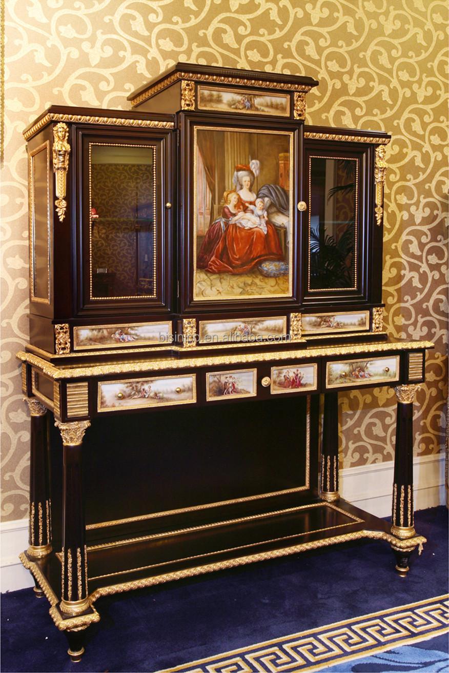 luxus französisch barock esszimmer-sets/antikbraun retangular, Esstisch ideennn