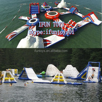 inflatable rapid water park for sale /water park inflatables / inflatable action waterpark