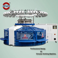 Best price circle knitting machine open width with single cyclinder for sale