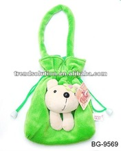 new arrival fancy cute velvet gift bag india