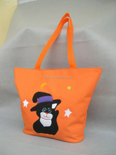 Wholesale new style gift bag halloween gift bag for kids