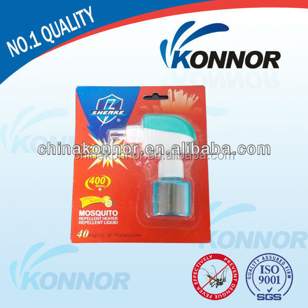 STRONG EFFECTIVE 45ml electric mosquito killer liquid and mosquito charge