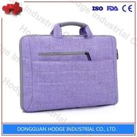 New Polyester Material laptop messenger bag 12.5 inch laptop bag