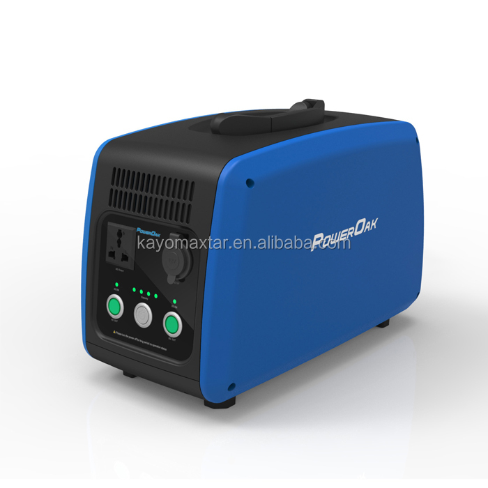 battery for portable generator 1500w solar home generator system multi ...