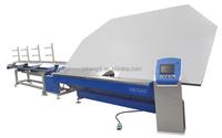 Hengdi automatic aluminum bar bending machine/double glass making/Aluminum cutting saw machine/auto glass price